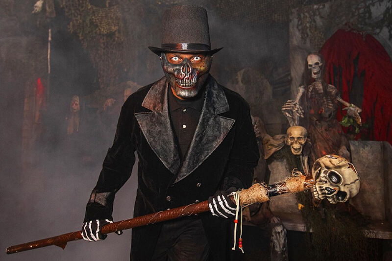 Fright Ride haunted house in Nevada featured image
