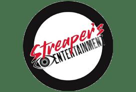 Streaper's Entertainment Logo
