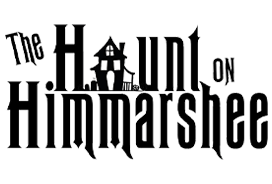 The Haunt On Himmarshee haunted house in Florida logo