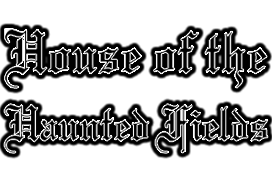 House of the Haunted Fields haunted house in Mississippi logo